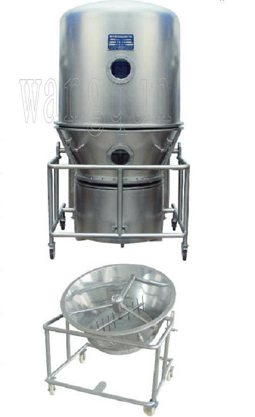 GFGQ-100型高效沸腾干燥机