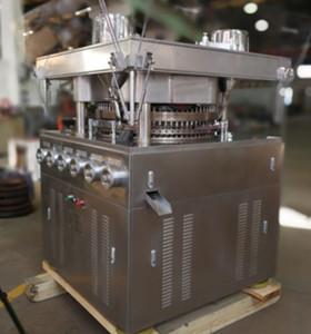 无锡旋转式压片机